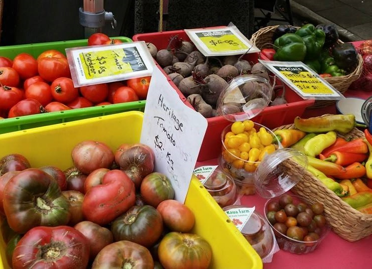 Charity Chat - Carterton Farmers' Market